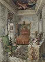 Chambre, Hôtel Rodocanachi