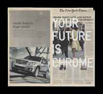 untitled 2009 (your future is chrome, January 21, 2009)