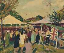 Robert Duckworth Greenham, R.B.A., R.O.I. (Streatham 1906-19