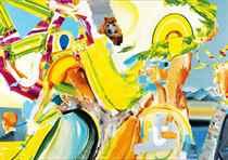 WANG HAIYANG   (CHINESE, B. 1984)  Painted in 2014