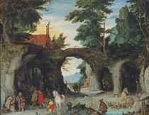 Circle of Jan Brueghel I (Brussels 1568-1625 Antwerp)