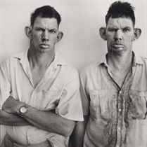 Dresie et Casie, Twins, Western Transvaal, 1993