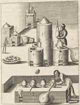 ERCKER, Lazarus (1530-1594) and John PETTUS (1613-1690) Flet