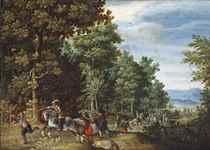 Christoffel van den Berghe (Antwerp 1588/92-1628/48 Middelbu