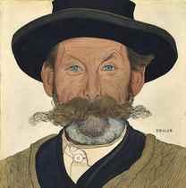 Portrait de Baptiste, 1906