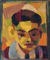 YUN GEE (ZHU YUANZHI, AMERICAN/CHINESE, 1906-1963)