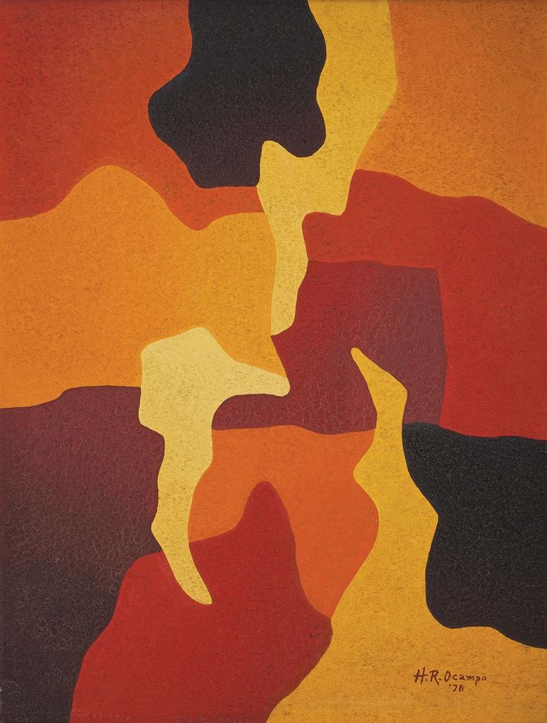 HERNANDO RUIZ OCAMPO (FILIPINO, 1911-1978) | Revelation-E ...