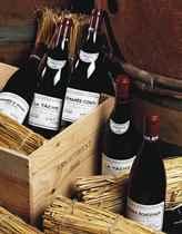 Domaine de la Romanée-Conti Assortment 2000 Romanée-Conti (1) La Tâche  One nicked label (3) Richebourg  One bin soiled label (2) Romanée-Saint-Vivant (2) Grands Echézeaux (2) Echézeaux (2) In original wooden case