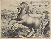 Hieronymus Wierix (1553-1619) after Johannes Stradanus (1523