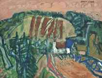 Arrennes landscape