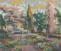 Seat in the Garden