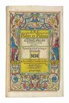 The Booke of Common Prayer, with the Psalter or Psalmes of D