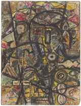 Richard Pousette- Dart (1916-1992)