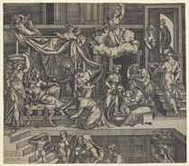 A Collection of Italian 15th -17th Century Prints