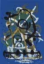 JOAN MIRO (BARCELONE 1893-PALMA DE MAJORQUE 1983)
