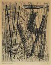 HANS HARTUNG (LEIPZIG 1904-ANTIBES 1989)