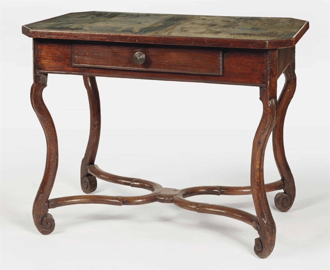 table d 39 epoque louis xiii xviieme siecle furniture lighting table christie 39 s. Black Bedroom Furniture Sets. Home Design Ideas