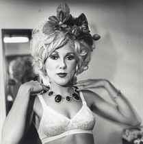 Black-Eyed Susan (Backstage at Camille), 1974