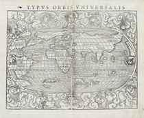 PTOLEMAEUS, Claudius Geographia universalis, vetus et nova c