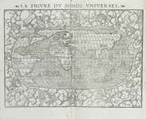 MÜNSTER, Sebastian La cosmographie universelle, contenant la
