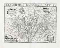 LECLERC, Jean (1560-1621) Theatre geographique du royaume de