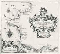 TASSIN, Nicolas (d 1660) Cartes generale et particulieres de