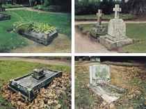 (i) The Little Graves I (ii) The Little Graves II (iii) The Little Graves III (iv) The Little Graves IV