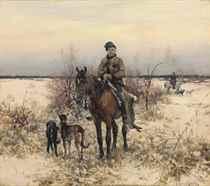 Alfred von Wierusz-Kowalski (Polish, 1849-1915)