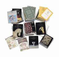 A COLLECTION OF CHINESE CERAMICS AND WORKS OF ART CATALOGUES
