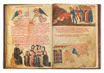 TELESPHORUS OF COSENZA, Libellus, in Latin, illustrated manu
