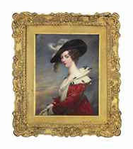 HENRY BONE, R.A. (BRITISH, 1755-1834) AFTER JOHN JACKSON, R.A. (BRITISH, 1778-1831)