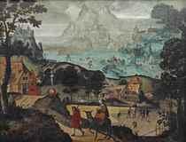 Workshop of Lucas Gassel (Helmond 1480-1568)