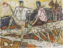 Holzfäller, 1964