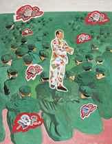 Mao & His People: Green