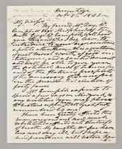 JACKSON, Andrew (1767-1845), President Autograph letter sign