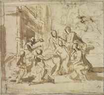 Attributed to Nicolas Poussin (Les Andelys, Normandy 1594-16