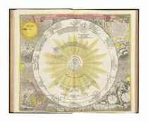 DOPPELMAYR, Johann Gabriel (1671-1750) Atlas coelestis in qu