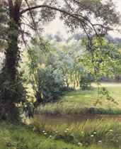Henri Biva (French, 1848-1929)