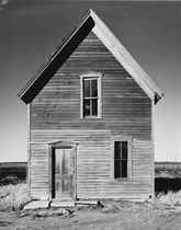 Farm House near McCook, Nebraska, 1940