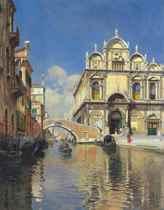 Rubens Santoro (Italian, 1859-1942)