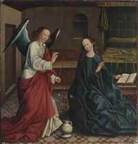 Circle of the Master of the Legend of St. Mary Magdalene (ac