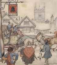 The London-Bath stagecoach