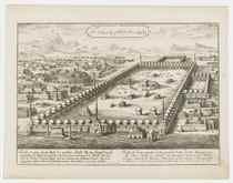FISCHER VON ERLACH, Johann Bernhard (1656-1723) Prospect von