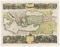 VISSCHER, Nicolaes Janszoon II (1649-1702) Description Geogr