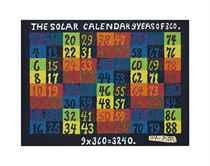 The Solar Calendar 9 Years Of 360