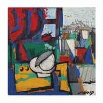 Claude Venard (French, 1913-1999)