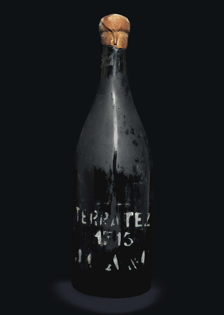 JCA & C Terrantez 1715. 1 bottle per lot. This lot was offered in Finest and Rarest Wines and Spirits on 9 December 2016 at Christie's in New York, Rockefeller Plaza and sold for $39,200