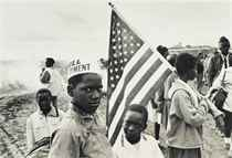 Untitled (Civil Rights march, Louisiana), 1964