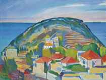 Untitled (View of Lebanon)