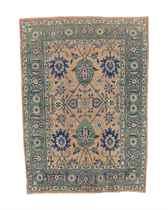 A NORTH WEST PERSIAN CARPET OF ZIEGLER DESIGN